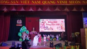"""ĐÊM HỘI TRĂNG RẰM 2019 """" tại Công an tỉnh Đồng Nai với sự hợp tác của Bá Long Event"""