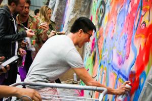 Xu hướng vẽ tranh và tô màu trong sự kiện